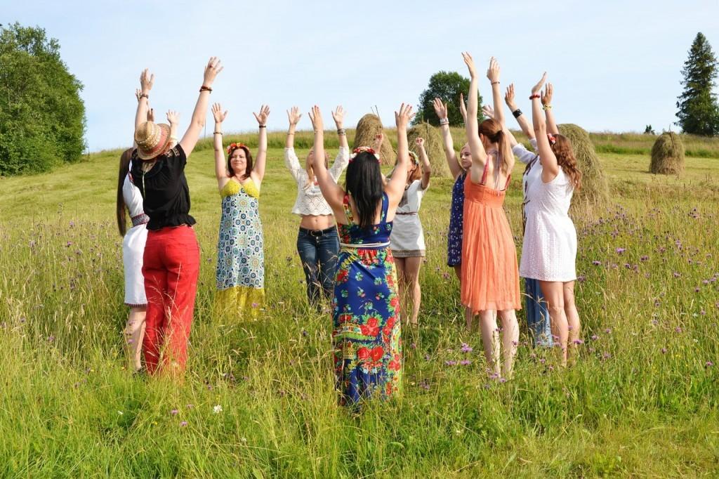 Бесплатная презентация Женского семинара: Я люблю себя, под названием